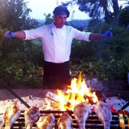 Capdepera Golf Restaurant Roca Viva